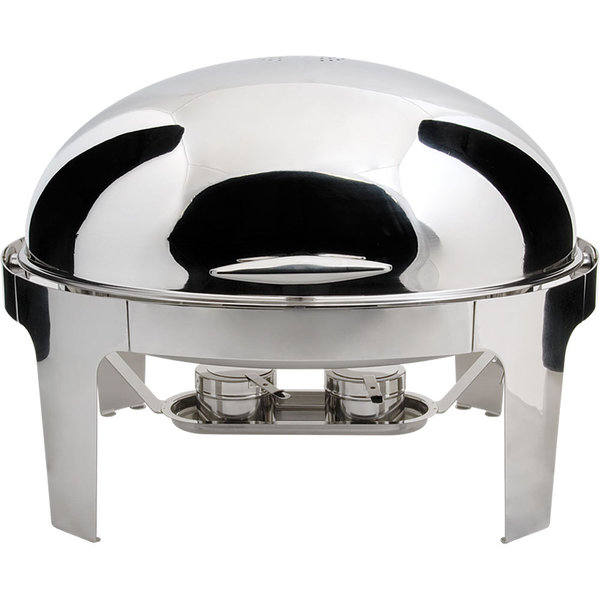 Roll-Top Chafing Dish oval, 9 Liter
