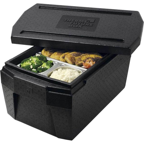 Thermobox DELUXE ECO für 1x GN 1/1 (250mm)
